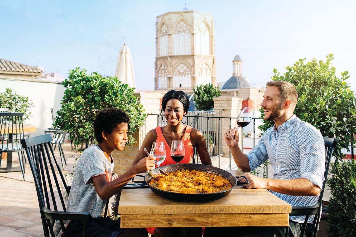 Валенсия станет инициатором Всемирного дня паэльи и поделится своим рецептом со всем миром