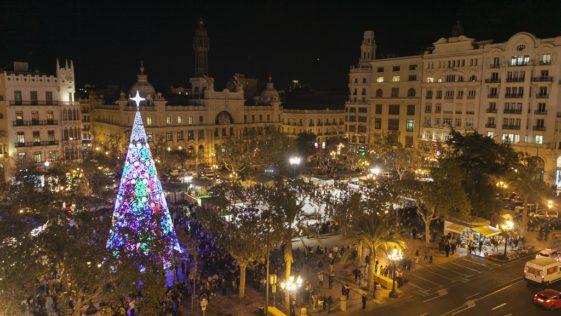 Рождество и Новый Год в Валенсии