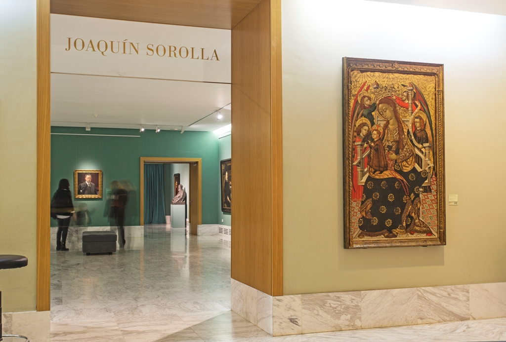 Музей изобразительных искусств открывает новую выставочную площадь Её главный герой – Хоакин Соролья