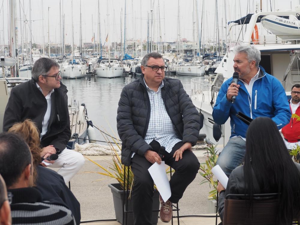 Marina Valencia Week – место сосредоточения максимального количества парусных судов