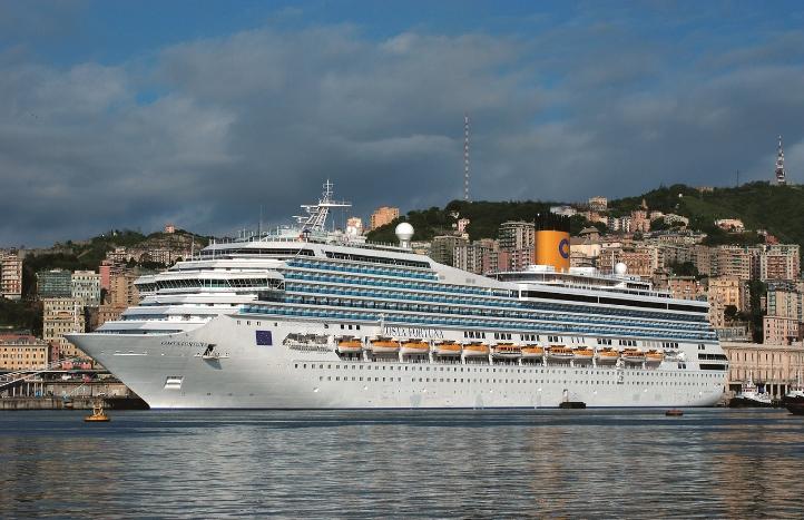 Круизная компания Costa Cruceros начинает свои рейсы из Валенсии