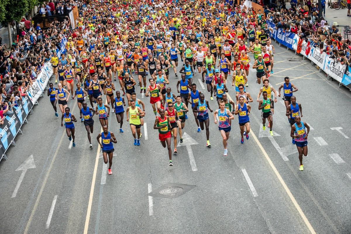 Полумарафон Валенсии зарегистрировал уже более 8 700 участников
