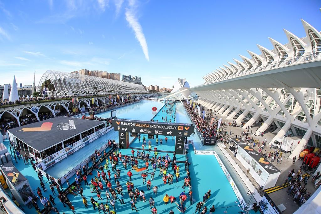 Новый рекорд Валенсийского марафона: выдано 25 тыс. стартовых номеров