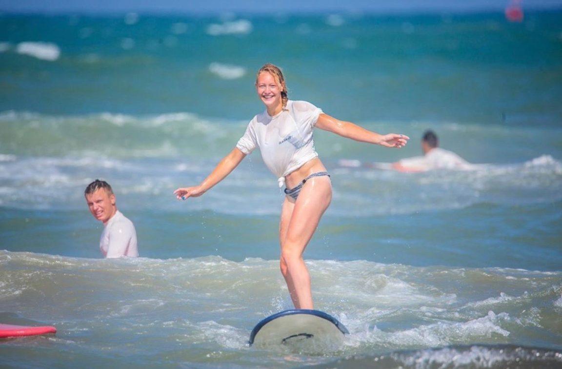 Акция «Открытое море» действует весь август!