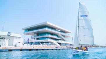 Яхт-порт Валенсии откроет новую пристань около здания «Veles e Vents»