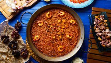 «Рис а-банда» – два блюда в одном