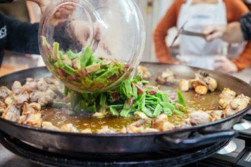 Рецепт настоящей валенсийской паэльи