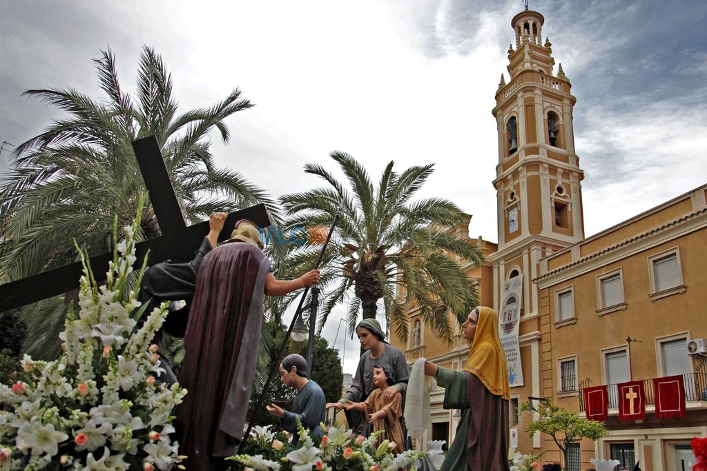 Страстная неделя в рыбацких кварталах Валенсии