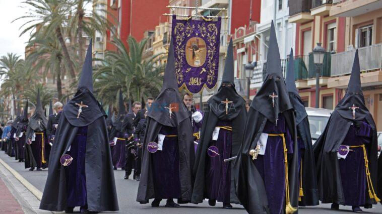 Католическая пасха в Валенсии – это …