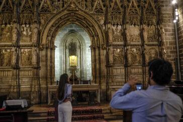 Валенсия – место, где хранится Святой Грааль