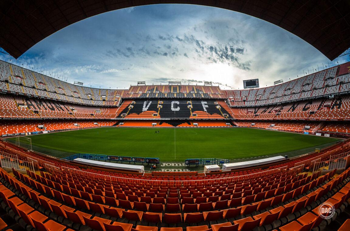 Всё о футбольном клубе «Валенсия»